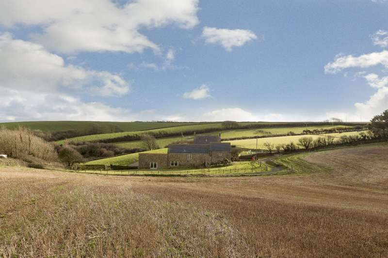 6 Bedrooms Barn Conversion Character Property for sale in Long Meadow Barn, Malborough, Kingsbridge