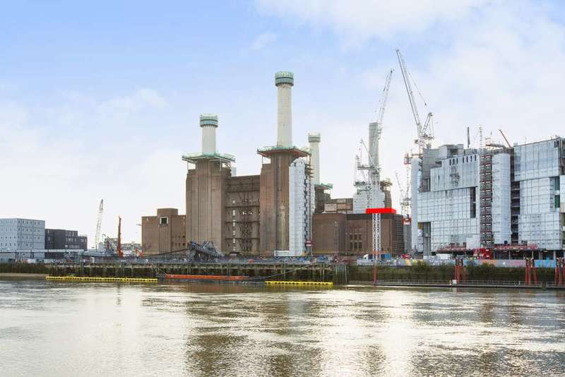 4 Bedrooms Penthouse Flat for sale in Switch House East, Battersea Power Station