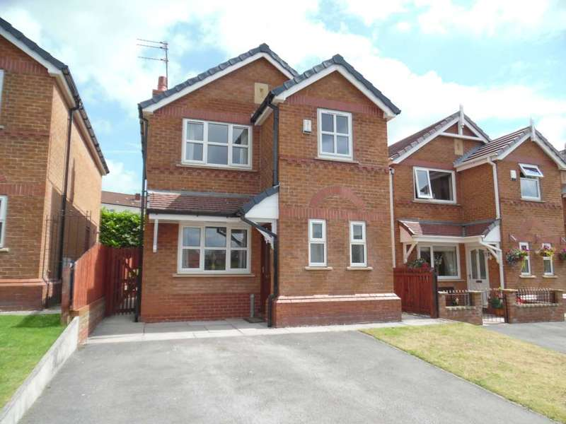 3 Bedrooms Detached House for sale in Ferguson Way, Waterhead
