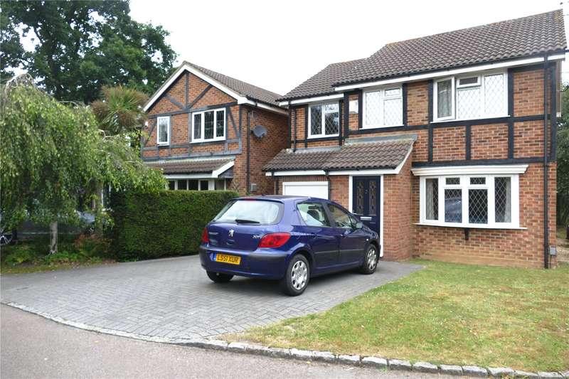 4 Bedrooms Detached House for sale in Grasmere Close, Winnersh, Wokingham, Berkshire, RG41