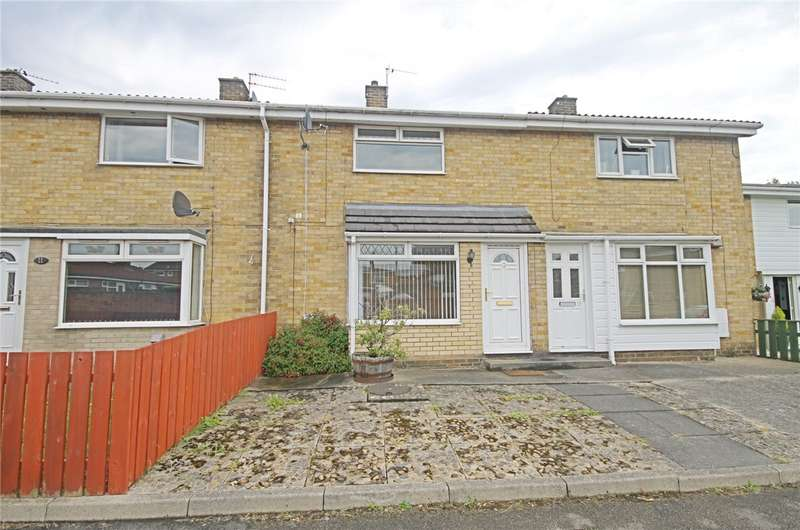 2 Bedrooms Terraced House for sale in Moore Lane, Newton Aycliffe, County Durham, DL5