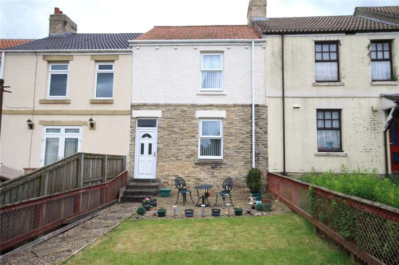 2 Bedrooms Terraced House for sale in York Street, Catchgate, Stanley, DH9
