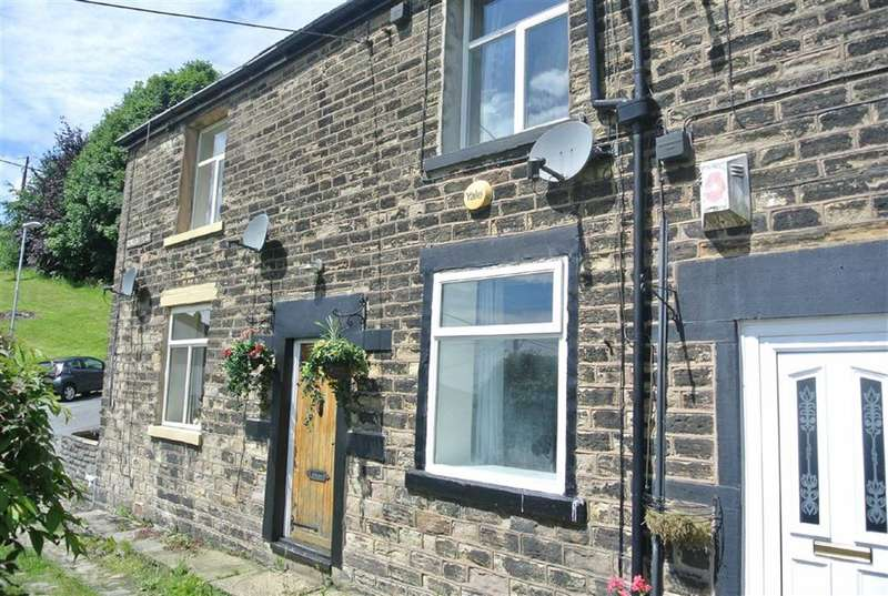 2 Bedrooms Property for sale in Robinsons Place, Woodbrook Road, SADDLEWORTH, OL4