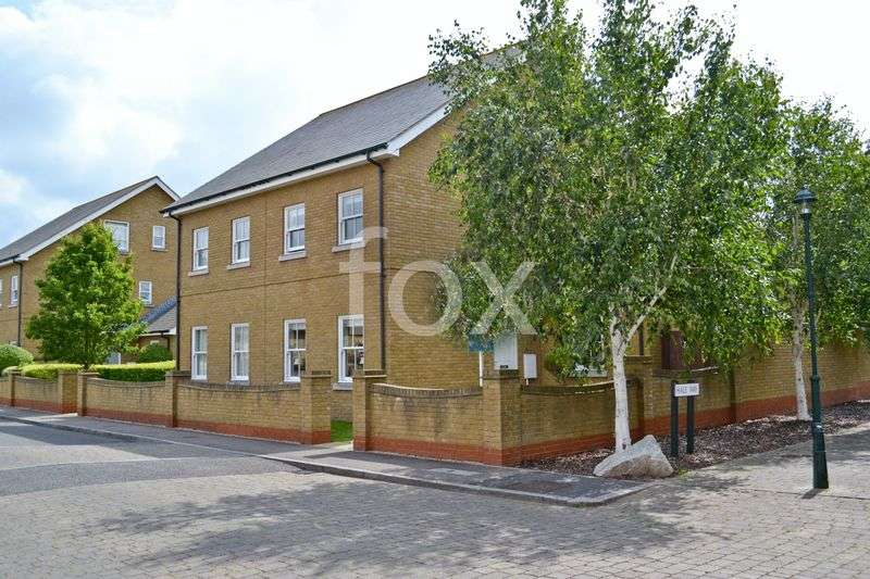 4 Bedrooms Semi Detached House for sale in THE GARRISON