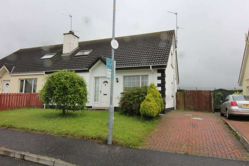 3 Bedrooms Semi Detached Bungalow for sale in 19 Craignamona View, Newry