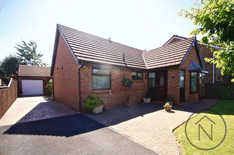 3 Bedrooms Detached Bungalow for sale in Belford Way, Newton Aycliffe