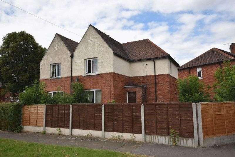 Property for sale in Silcoates Street, Wakefield