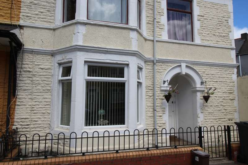 1 Bedroom Flat for sale in Trevethick Street, Cardiff, Glamorgan, CF11