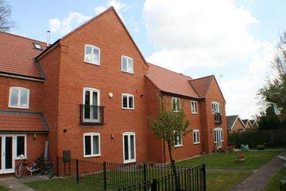 2 Bedrooms Flat for sale in Edwalton Hall Lodge, Village Street, Edwalton, Nottingham