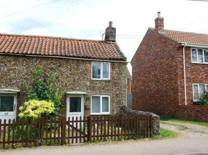 1 Bedroom Semi Detached House for sale in Lakenheath, Brandon, Suffolk