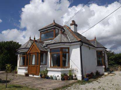 House for sale in Germoe, Penzance, Cornwall