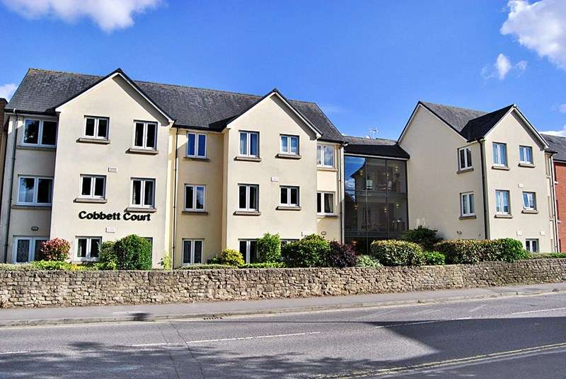 2 Bedrooms Retirement Property for sale in Cobbett Court, Swindon, SN6 7AE