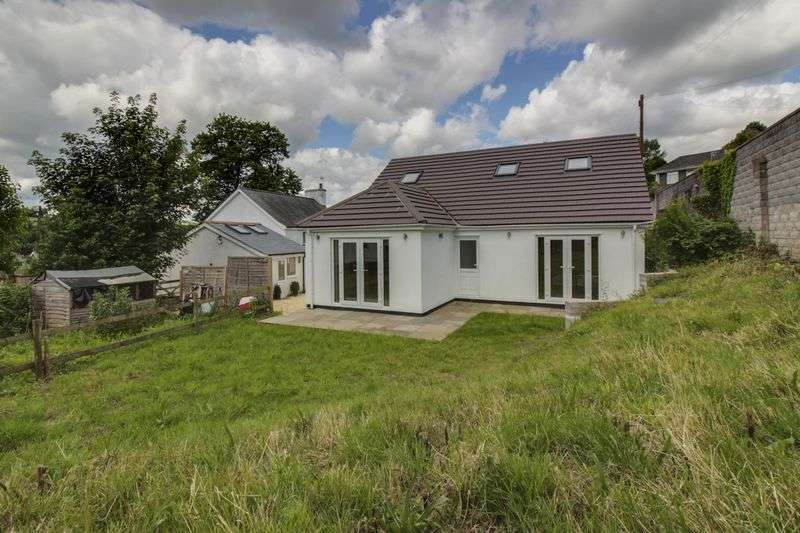 3 Bedrooms Detached Bungalow for sale in Llyswen, Caerphilly