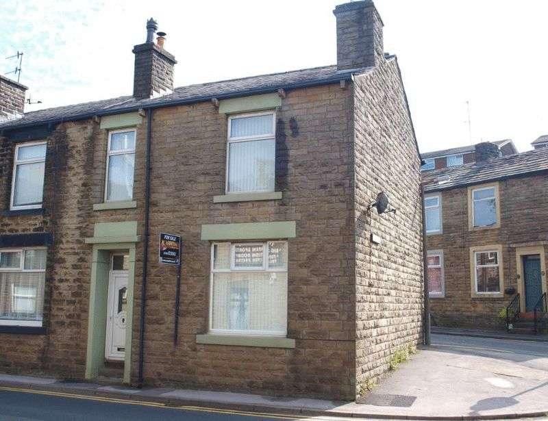 3 Bedrooms House for sale in Market Street, Whitworth, OL12 8PW