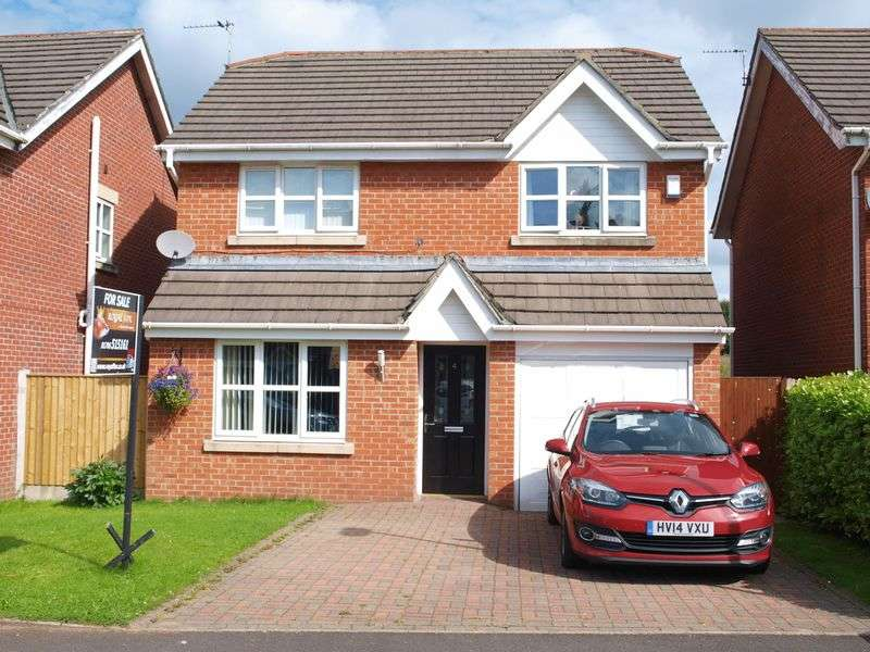 3 Bedrooms Detached House for sale in Regal Fold, Wardle, OL12 9DD