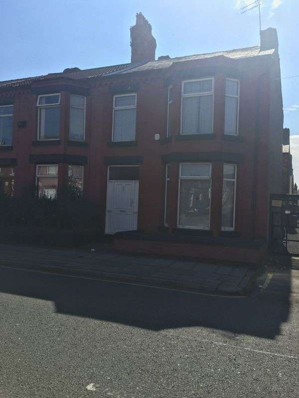 1 Bedroom Flat for rent in Gainsborough Road Wavertree L15