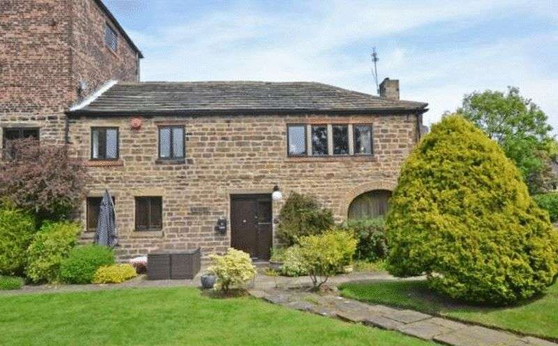 3 Bedrooms Semi Detached House for sale in The Courtyard, WF4 2LY