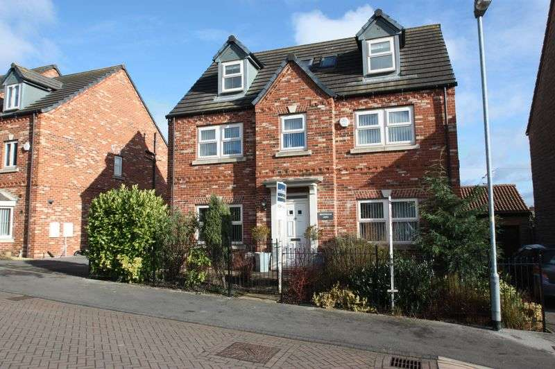 5 Bedrooms Detached House for sale in Applewood Gardens, Darrington