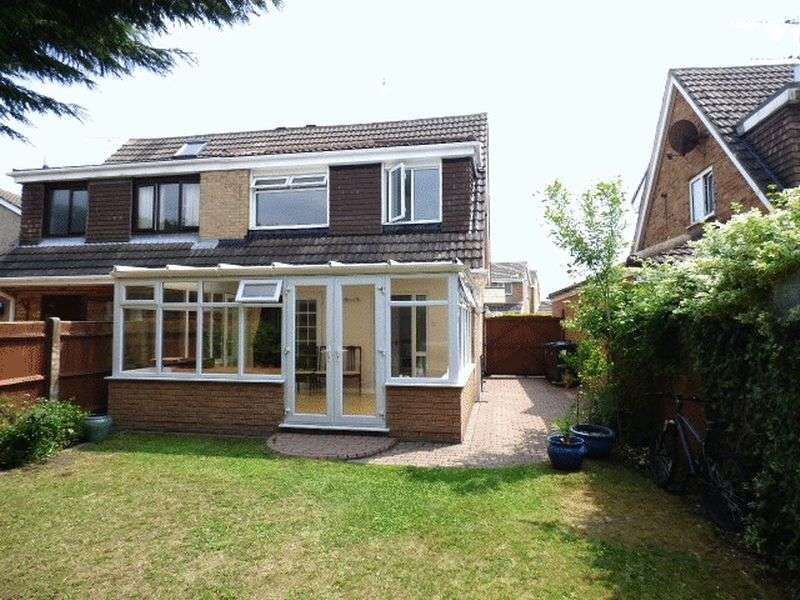 3 Bedrooms Semi Detached House for sale in Blackhurst Road, Lydiate