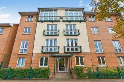 2 Bedrooms Flat for sale in Roma House, Vellacott Close, Cardiff, Caerdydd