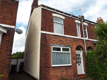 2 Bedrooms Semi Detached House for sale in Crewe Road, Alsager, Stoke-On-Trent, Cheshire