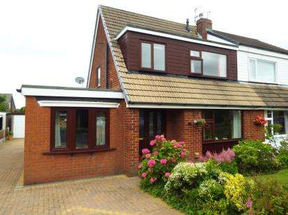 3 Bedrooms Bungalow for sale in Alder Drive, Hoghton, Preston, Lancashire