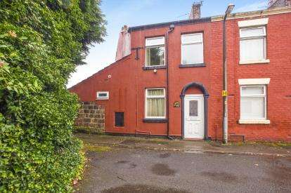 3 Bedrooms End Of Terrace House for sale in East Street, Farington, Leyland, Lancashire