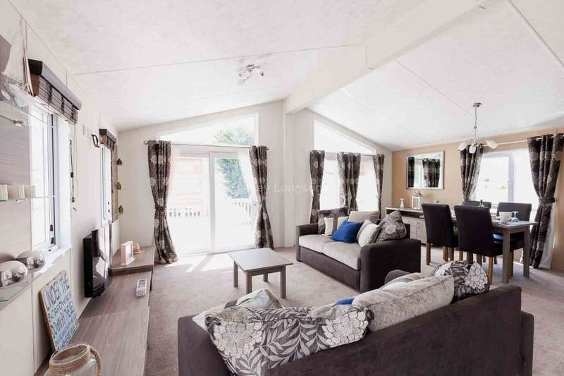 2 Bedrooms Lodge Character Property for sale in Rye, East Sussex