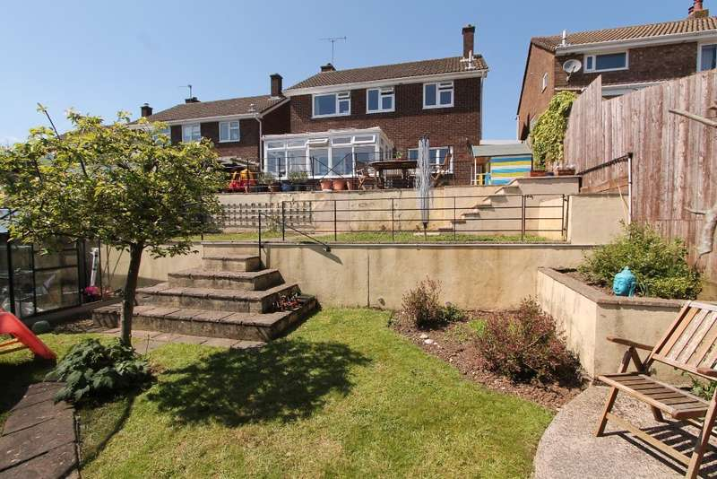 4 Bedrooms Detached House for sale in Southlands Drive, Timsbury, Bath