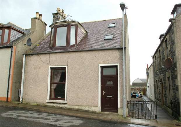 3 Bedrooms Detached House for sale in Market Street, MACDUFF, Aberdeenshire