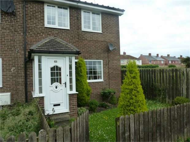 3 Bedrooms End Of Terrace House for sale in Kings Park, Scotland Gate, Choppington, Northumberland