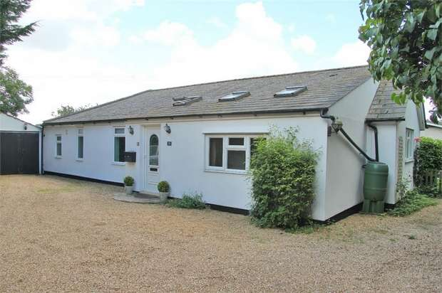 5 Bedrooms Detached Bungalow for sale in Cambridge Road, Wimpole, Royston, Cambridgeshire