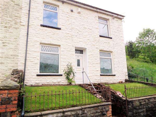 3 Bedrooms End Of Terrace House for sale in Brynheulog, Tylorstown, Ferndale