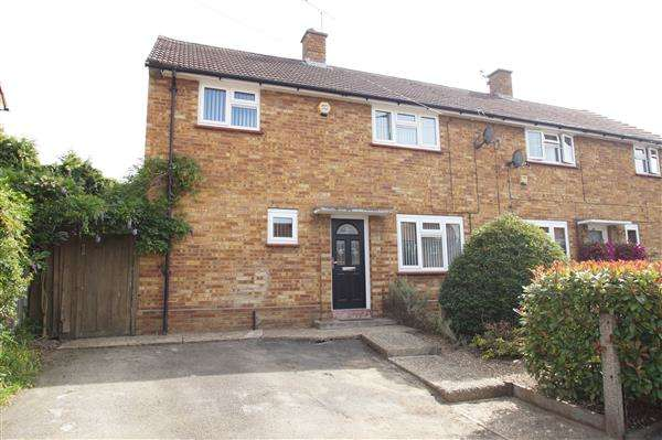 3 Bedrooms Semi Detached House for sale in Keel Drive, Cippenham, Slough