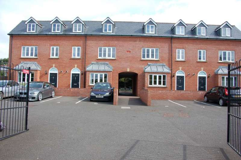 1 Bedroom Flat for sale in Monmouth Court, Taunton