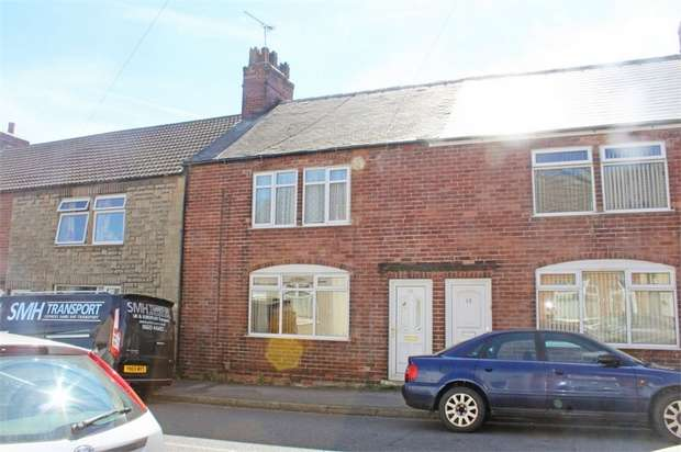 3 Bedrooms Terraced House for sale in Longden Terrace, Stanton Hill, Sutton-in-Ashfield, Nottinghamshire
