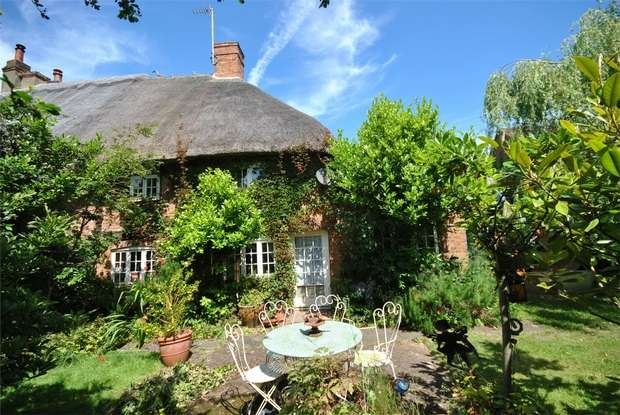 3 Bedrooms Cottage House for sale in Cublington Road, Aston Abbotts, Buckinghamshire