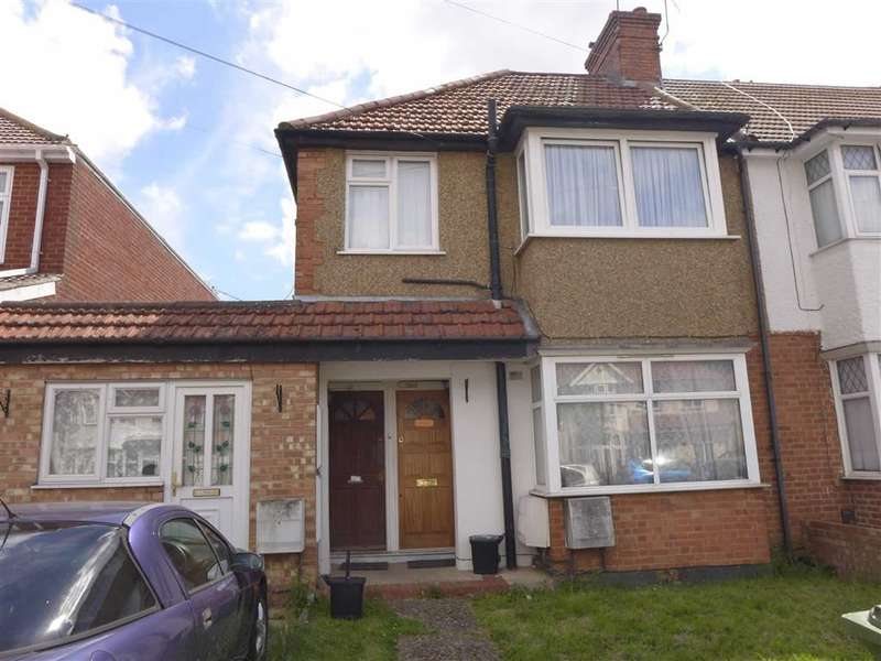1 Bedroom Property for sale in St Pauls Avenue, Harrow, Middlesex