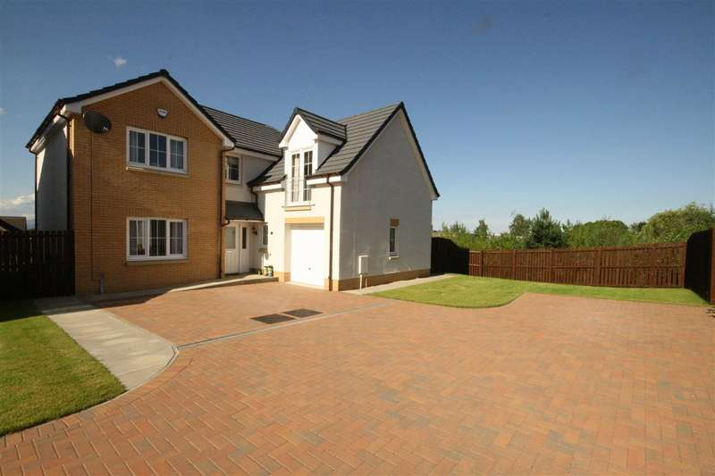 5 Bedrooms Detached House for sale in Muirhead Court, Reddingmuirhead, Falkirk