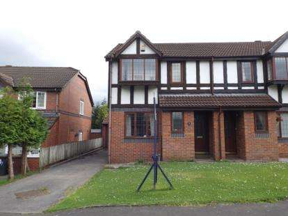 3 Bedrooms Semi Detached House for sale in Regents View, Pleckgate, Blackburn, Lancashire