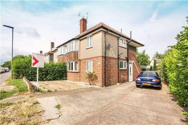 2 Bedrooms Maisonette Flat for sale in HORLEY, Surrey, RH6