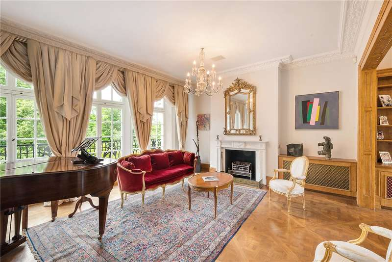 5 Bedrooms Terraced House for sale in Campden Hill Square, London, W8