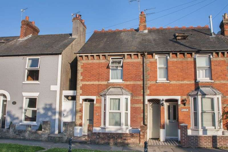 2 Bedrooms Terraced House for sale in Orchard Street, Chichester