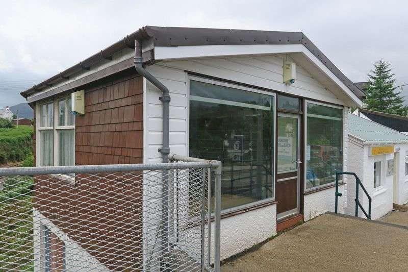 Property for sale in MacDonalds retail premises, Main Street, Kyle