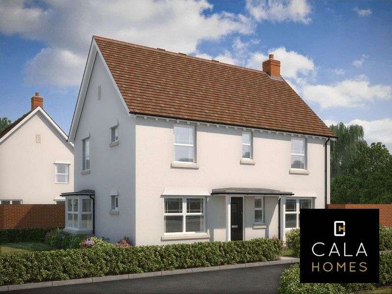 4 Bedrooms Detached House for sale in Gloucester, Wychbury Fields, Hagley