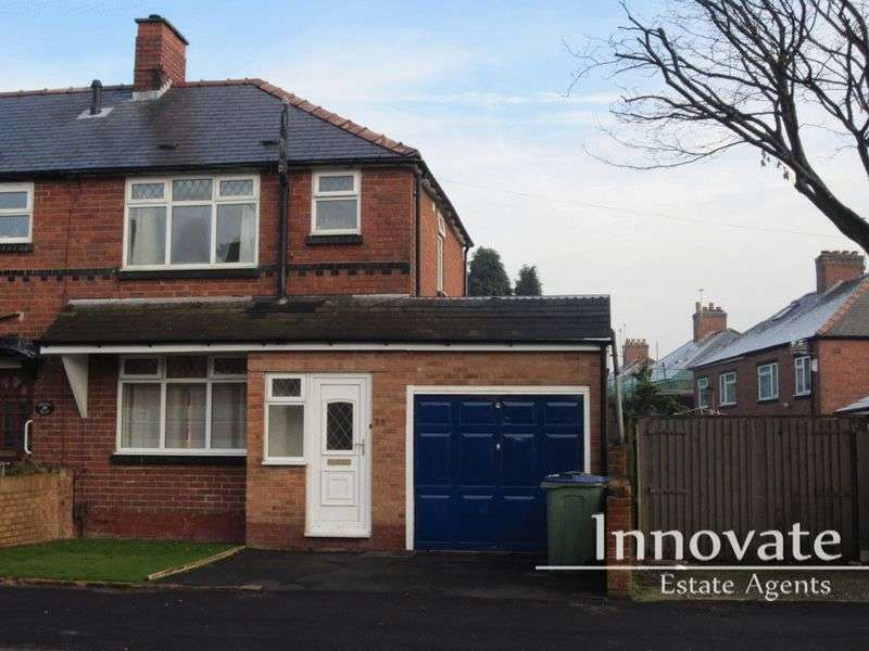 2 Bedrooms House for sale in Britannia Road, Rowley Regis