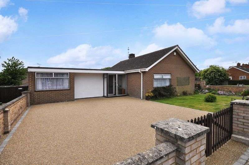 3 Bedrooms Detached Bungalow for sale in Millfield Avenue, Marsh Gibbon