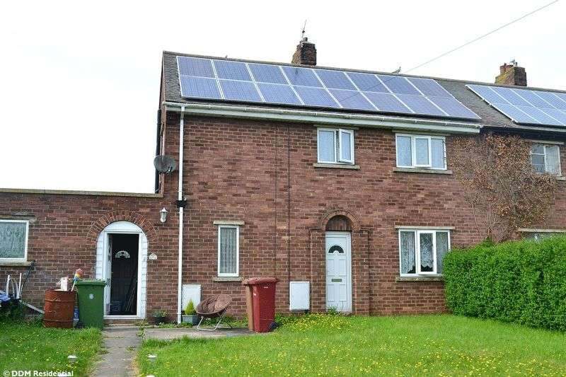 3 Bedrooms Semi Detached House for sale in Greengate Lane, Immingham