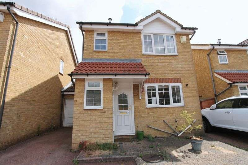 3 Bedrooms Detached House for sale in Chelsea Close, Worcester Park