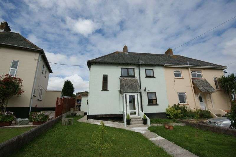 3 Bedrooms Semi Detached House for sale in Tremewan, Trewoon, St. Austell